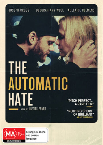 The Automatic Hate  - DVD - NEW Region 4