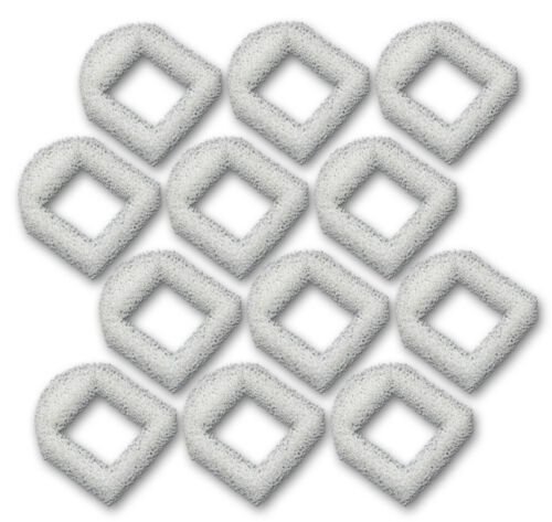 12 Foam Pre-Filters for Drinkwell Stainless Steel 360, Lotus, Avalon, Pagoda