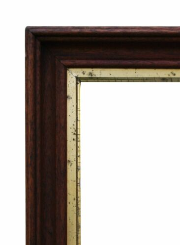 """Large Victorian Walnut  Picture Frame, 21 1/2"""" X 25 1/2"""""""