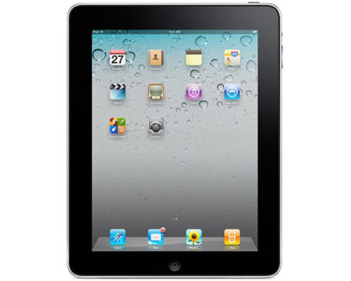 Apple iPad 1st Gen. 16GB, 32GB, 64GB, 9.7-inch, Wi-Fi Only, and Free Shipping