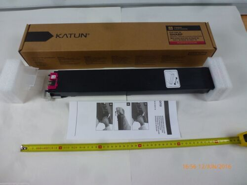 Katun 39091 Toner Magenta Red Suits Sharp MX-2300N to MX4500N and others - New