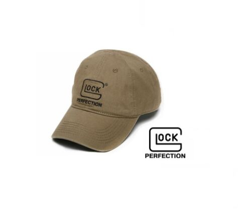 GLOCK OEM Perfection OD Green Color - Unstructured Chino Hat - Cap - NEW