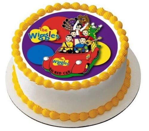 Astonishing Wiggles Cake Got Free Shipping Au Birthday Cards Printable Opercafe Filternl