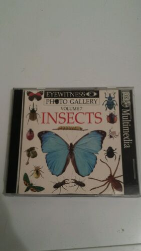 PC Eye Witness Photo Gallery Vol 7 Insects