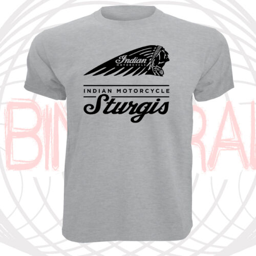 CAMISETA INDIAN MOTORCYCLES STURGIS