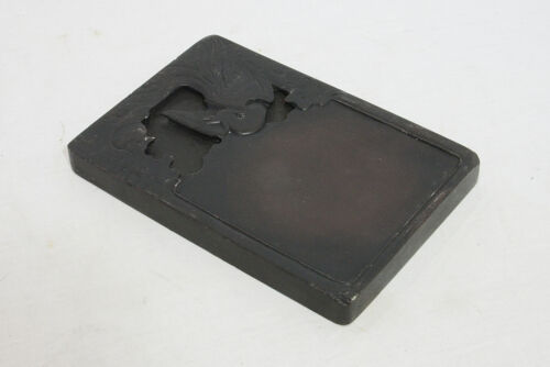 Chinese  Carved  Ink  Stone 4