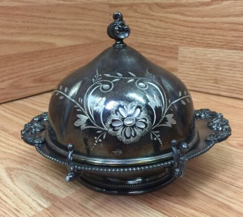 Silver Company Quadruple Antiques Us