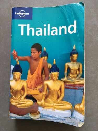 Lonely Planet Thailand  (Paperback, 2007)