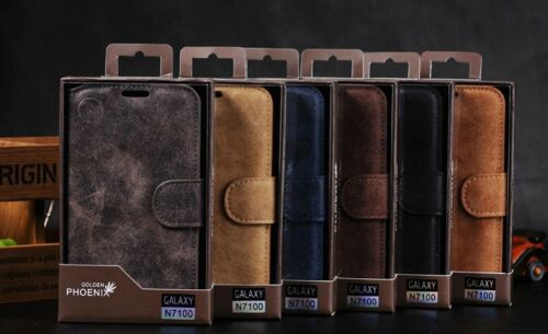 1 X super realy leather case /cover for samsung galaxy note 3 note III