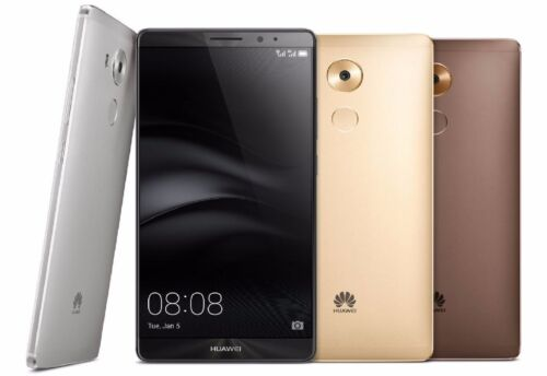 New Huawei Mate 8 NXT-L09 Octa 16MP 6'' 4G LTE (FACTORY UNLOCKED) 32GB Phone