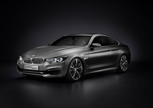 """BMW 6 SERIES GRAN COUPE M PRINT WALL POSTER PICTURE 33.1/""""x20.7/"""""""