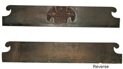 Part- c1810 Federal chest backsplash, North Shore, McIntire, basket, rswd, 39.5