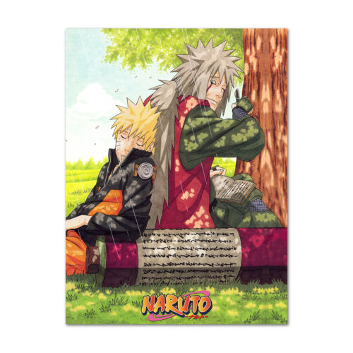 Naruto Poster - Under the Apple Tree - High Quality Prints