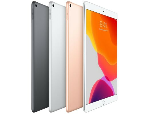 Apple iPad Air 3 64GB 10.5-inch Wi-Fi Only OR Unlocked Free Shipping ALL COLORS