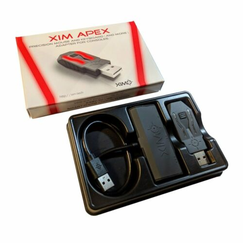 XIM APEX Mouse Keyboard converter Adapter for Xbox One X 360 PS3 PS4 AU Stock