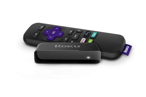 Roku Express | HD Streaming Media Player, incl. HDMI cable (2019/latest model) <br/> order by 11 am est. for same business day shipping