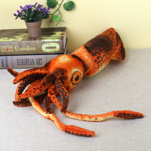 Giant Squid 31 5 Plush Stuffed Sea Animal Toy Soft Toys Christams Gift For Kid Other Stuffed Animals Toys Hobbies Japengenharia Com Br