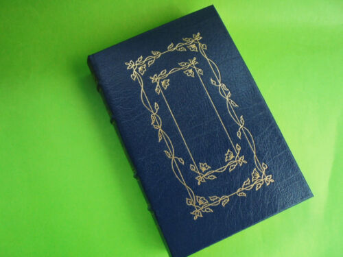 LEATHER BOUND 1st ED 1943 FACSIMILE THE HISTORY OF MINERS DISEASES MEDICINE