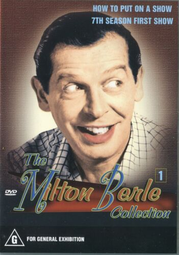 The Milton Berle Collection Vol.1 : DVD