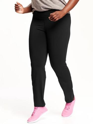 Old Navy Women's Active Plus Size Straight-Leg Compression Pants #634