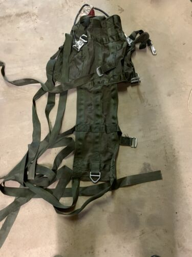 Parachute harness weapon and equiptment Military IssueParachutes - 70990