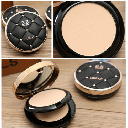 Pro Full Face Cover Concealer Loose Foundation Smooth Oil Control BB Powder