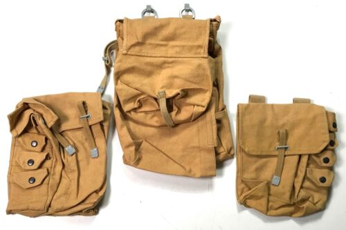 WWII GERMAN PIONEER ASSAULT PACK 3 PIECE SETGermany - 156432