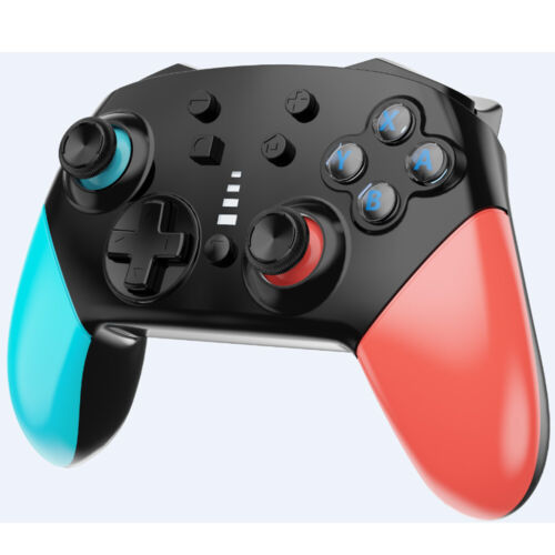 New Wireless Pro game Controller for Nintendo Switch - Gradient Blue