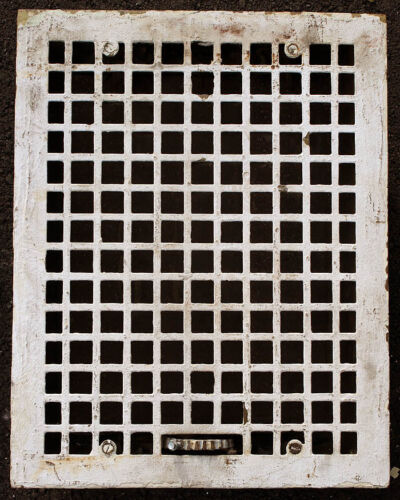 """4avail 14""""x18"""" Antique Vintage Brass Wall Floor Vent Register Grille Cover Grate"""