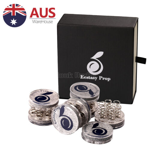 4PCS Spring Anti Vibration Amplifier Feet Speaker Isolation Stand CD Player Pads