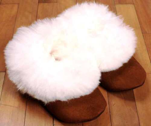 Alpaca women Fur Slippers