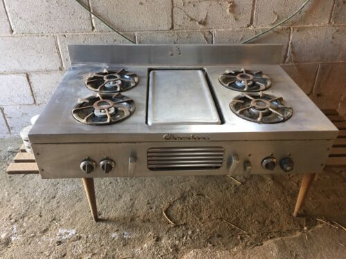 chambers cooktop and oven