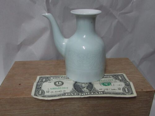 Old or Antique Chinese Porcelain Teapot signed