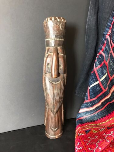 Old Papua New Guinea Sepik River Wood Carving …beautiful collection piece