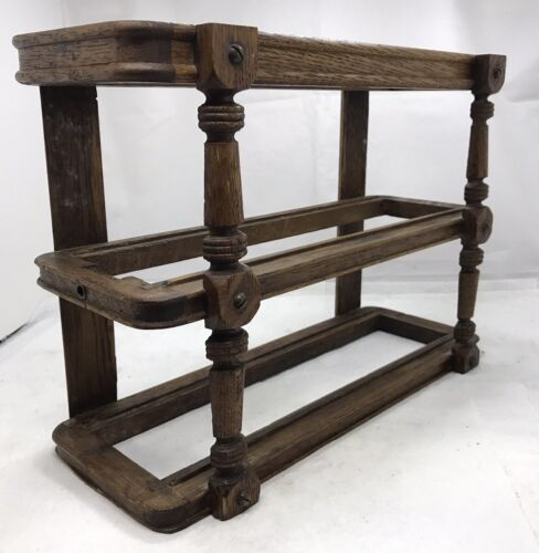 Singer Antique Treadle Sewing Machine Cabinet Drawer Frame, RIGHT SIDE, VGC