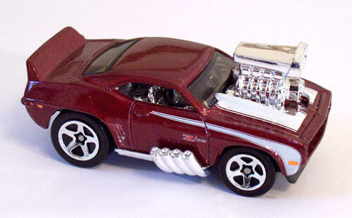 Voiture miniature Hot Wheels CAMARO Z28 - 2003