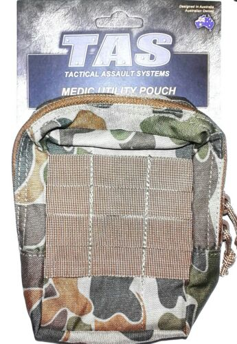 TAS 3376 AUSCAM LARGE MEDIC EMT MOLLE POUCH 900D DOUBLE WATERPROOF20X15X7CMModern, Current - 36066