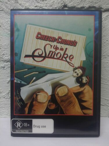 Cheech And Chong's Up In Smoke (DVD) 1978 Stoner Pot Weed Movie - R18+ REGION 4