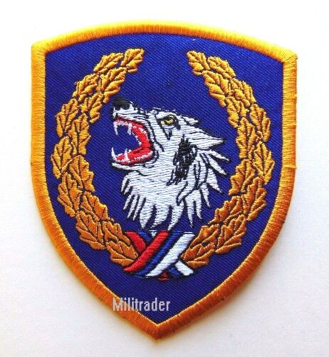 Serbia Serbian Special Forces Police Unit Wolf PatchOther Militaria - 135