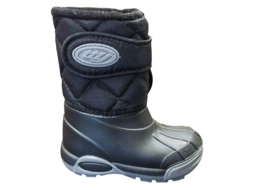 BabyBotte Xtreme Navy Blue Snow Boot with Strap Various Sizes
