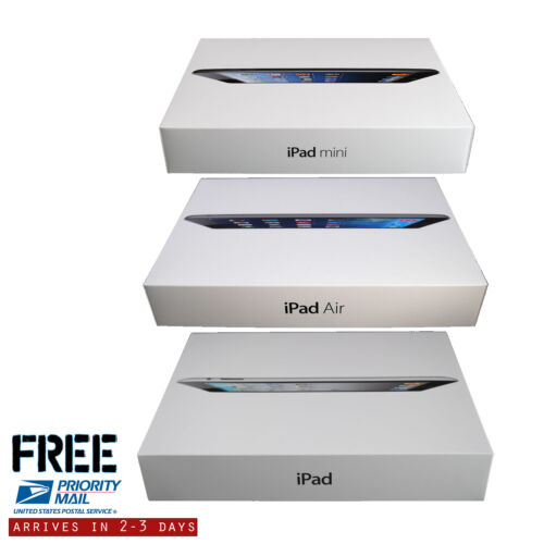 Apple iPad Air,mini,2,3,4 64GB 32GB 16GB Wi-Fi+Cellular USA TRUSTED SELLER