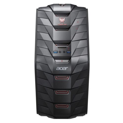Acer Predator AG3 Barebone. Tower with motherboard. Acer original box.