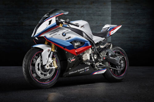 2015 BMW M4 MOTOGP SAFETY BIKE MOTORCYCLE POSTER PRINT 24x36 HI RES 9 MIL PAPER