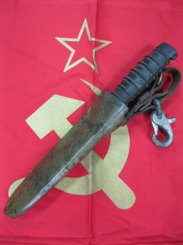 Vintage KNIFE HEAVY DIVER NV-1 made in USSR SOVIET RUSSIAN ARMY