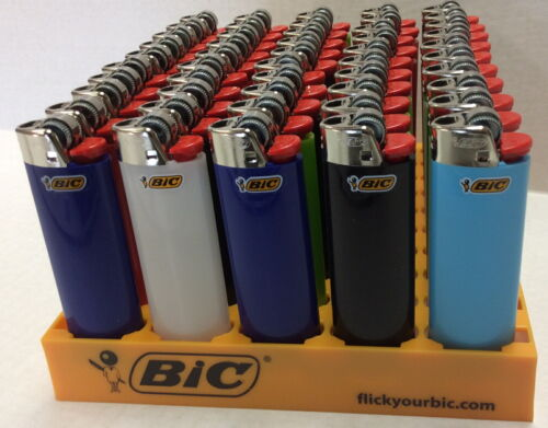20  PACK LARGE BIC CLASSIC LIGHTERS CIGAR CIGARETTE 3000 LIGHTS MAXI