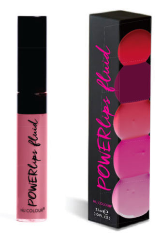 Nu Skin Powerlips Fluid, Pick your own Color Determined,Confidence, Fearless