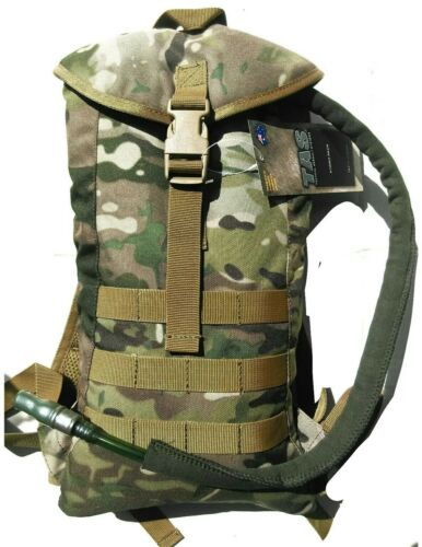TACTICAL FORCE MULTICAM HYDRATION BACKPACK MILITARY #FREE 2L BLADDERModern, Current - 36066