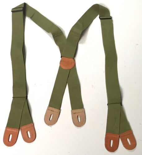WWII US M1943 TROUSERS SUSPENDERSUnited States - 156437