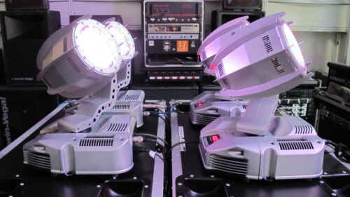 The Legends from Italy - Coemar iWash LED Moving Heads Set (4Stk.)