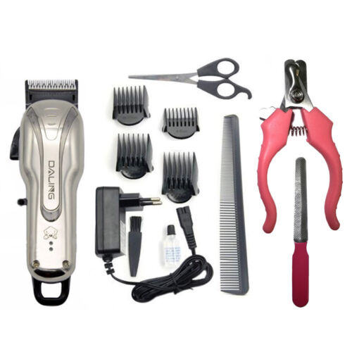 TOSATRICE PER CANI CANI PROFESSIONALE DALING PET HAIR CLIPPER 8IN1 DL-D33